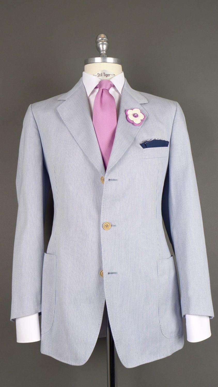 luxus ermenegildo zegna soft sakko blazer jacke blau. Black Bedroom Furniture Sets. Home Design Ideas